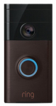 Bot Home Automation 88RG002FC100 HD Video Doorbell, Wi-Fi Enabled, Satin Nickel