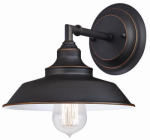 Westinghouse Lighting 63435 Interior Wall Light Fixture, Bronze Finish