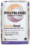 Custom Bldg Products PBG5225 25LB #52 BRN Sand Grout