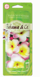 American Covers 06343 Necklace Air Freshener, Waikiki Wild Hibiscus Scent