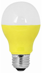 Feit Electric A19/Y/10KLED 3W Yellow LED Bulb