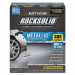Rust-Oleum 286893 SLV Metal or Metallic Garage Floor Kit