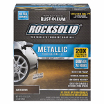 Rust-Oleum 286895 BRN Metal or Metallic Garage Floor Kit