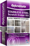 For Life Products RJSSRKIT Stainless Steel Scratch Eraser Kit