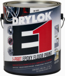United Gilsonite Lab 28413 Epoxy Floor Paint, Tint Base Semi-Gloss, 1-Gal.