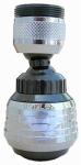 Larsen Supply 09-1234 BLK/CHR 360Swiv Aerator