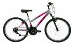 Huffy Bicycles 24516 Girl's Bicycle, Neon Pink Granite, 24-In.