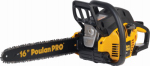 Poulan/Weed Eater PP3816A 967196404 Chain Saw, Gas, 38cc, 16-In.
