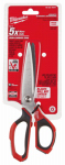 Milwaukee Electric or Electrical Tool 48-22-4041 Jobsite Scissors, Steel & Iron Carbide
