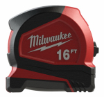 Milwaukee Electric or Electrical Tool 48-22-6616 Tape Measure, Heavy-Duty, 16-Ft.