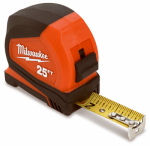 Milwaukee Electric or Electrical Tool 48-22-6625 Tape Measure, Heavy-Duty, 25-Ft.