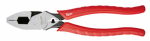 Milwaukee Electric or Electrical Tool 48-22-6100 High Leverage Lineman's Pliers With Crimper, 9-In.