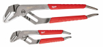 Milwaukee Electric or Electrical Tool 48-22-6330 Straight Jaw Pliers Set, 6-In. & 10-In.