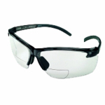 Safety Works CBKH20 Bearkat Magnifier Safety Glasses, Bifocal
