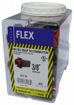 "Halex/Scott Fetzer 85703NB 50PK3/8"" Snap Connector"