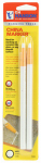 Hanson C H 10262 China Marker Pencil, White, 2-Pk.
