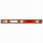 Johnson Level & Tool 1234-2400 Magnetic I-Beam Level, Heavy-Duty Aluminum, 24-In.