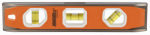 Johnson Level & Tool 1435-1000 Professional Torpedo Level, Magnetic, 10-In.