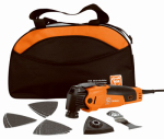 Fein Power Tools 72295264090 Star-Lock Multi-Master Oscillating Multi-Tool Kit
