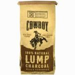 Duraflame Cowboy 26088 Hardwood Lump Charcoal, 8.8-Lbs.