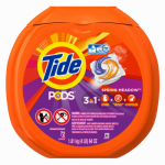 Procter & Gamble 509783 Pods Laundry Detergent, Spring Meadow, 72-Ct.