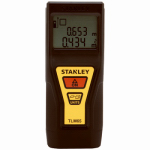 Stanley Consumer Tools STHT77032 Laser Distance Measurer, 65-Ft. Range
