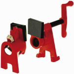 Bessey Tools BPC-H34 Pipe Clamp, H-Style, 3/4-In.