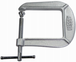 Bessey Tools CM34DR C-Clamp, Drop-Forged, Deep Throat, 3-In.
