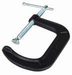 Bessey Tools CM40 C-Clamp, Drop-Forged, 4-In.