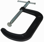 Bessey Tools CM60 C-Clamp, Drop-Forged, 6-In.