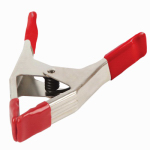 Bessey Tools XM-7 Spring Clamp, Steel, 3-In.