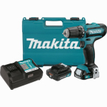 "Makita Usa FD05R1 12V max CXT™ Lithium-Ion Cordless 3/8"" Driver-Drill Kit"