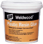 Dap 00203 1-lb. Weldwood Plastic Resin Glue