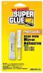 Super Glue Corp/Pacer Tech 15193 Rear View Mirror Adhesive, Professional Strength, .01-Fl.-oz.