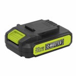 Ningbo Gemay Industry 211881 Lithium-Ion Battery, 20-Volt