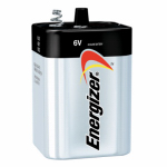 Eveready Battery 529 6V Alkaline Spring Terminal Lantern Battery