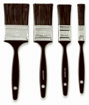 True Value Applicators 50062 4-Piece Varnish/Utility Brushes