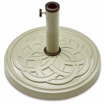 Bond Mfg 69566 Gaelen Umbrella Base, Sand