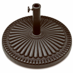 Bond Mfg 69570 Veranda Umbrella Base, Black