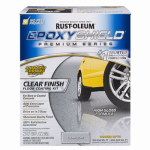 Rust-Oleum 292514 GAL CLR or Clear or Cleaner VOC Floor Coating