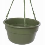 Bloem DCHB10-42 Hanging Basket, Macrame Hangers, 10-In.