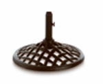 Patio Master BZB01004H60 Madera Cast Iron Umbrella Base
