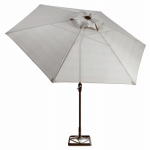 Woodard Cm RXTV-1707-UMB Palermo Umbrella, 9-Ft.