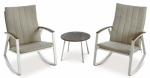 Letright Industrial 704.007.000 Lokin Bistro Set, 3-Pc.
