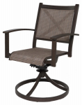 Letright Industrial 721.056.002 Catalina Swivel Rocker, Aluminum Frame, Must Purchase in Quantities of 2
