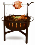 Landmann Mco Limited 23960 Fire Rock Rotisserie Fire Pit and Grill