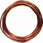 Marmon Home Improvement Prod 050-2200A3 15' #6 Copper GRND Wire