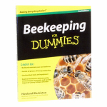 Harvest Lane Honey BOOKBD-101 Beekeeping For Dummies Book