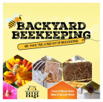 Harvest Lane Honey BOOKHLH-101 Backyard Beekeeping Book