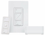 Lutron Electronics P-BDG-PKG1W Wireless Dimmer Kit